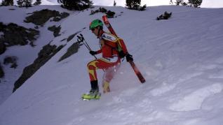 Más de 150 competidores participaron en una nueva edición de la Travesía Club de Montaña Pirineos, que se celebró este fin de semana en Panticosa.