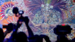 Elección de la reina del Carnaval de Santa Cruz de Tenerife 2020