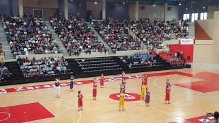 El Campeonato de Aragón de patinaje artístico de grupos show y cuarteros reunió a cientos de personas en el Siglo XXI.