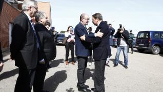 El ministro de Agricultura, Luis Planas, visita la FIMA