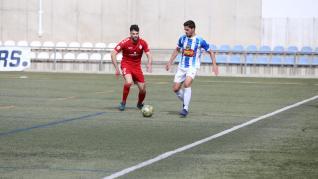 Fútbol. Segunda B- Ejea vs. Castellón.