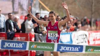 El Parque Lineal de Plaza en Zaragoza ha acogido el 102º Campeonato de España de campo a través.