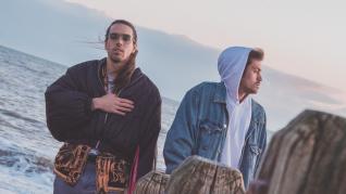 Jorge Doherty y Batz, miembros que componen el grupo Modelo.