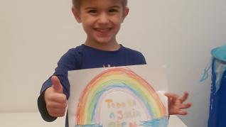 Los arcoíris de la esperanza