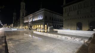 Hora del Planeta en Zaragoza