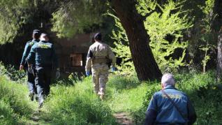 Continúa la búsqueda de una mujer de 61 años en Caspe.