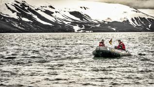 Trece militares, altamente especializados y cualificados, han participado en la XXXIII Campaña Antártica del Ejército de Tierra.