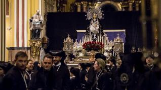 procesiones de Miércoles Santo