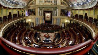 Pleno del Congreso en Jueves Santo para aprobar la prórroga del estado de alarma.