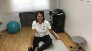 Clínica de fisioterapia zaragozana Ómica, en calle de Zurita, 14.