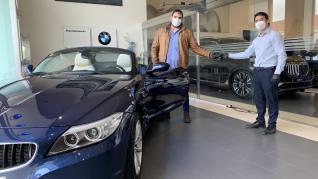 ENTREGA BMW NUEVO A CLIENTE