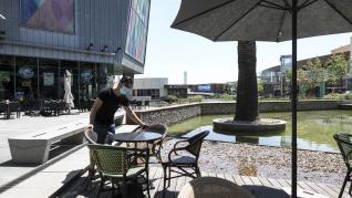 Los grandes centros comerciales de Aragón, preparados para su reapertura