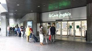 Reabren los centros comerciales en Zaragoza