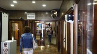Cámaras termográficas en el Ayuntamiento de Zaragoza
