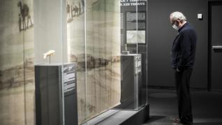 Caixafórum Zaragoza ha reabierto este 1 de junio sus puertas al público con la exposición 'Lujo. De los asirios a Carlo Magno'