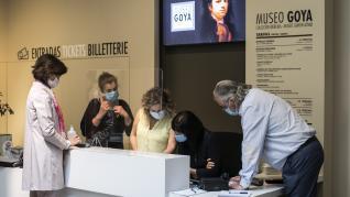 Reapertura del Museo Goya Ibercaja de Zaragoza