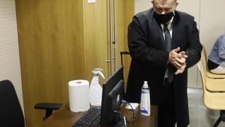 Juicio en Zaragoza contra la DGA por no facilitar equipos de protección frente al coronavirus al personal sanitario.