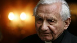 Muere Georg Ratzinger, hermano mayor de Benedicto XVI.