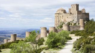 Ruta 1 reyes de A (13) Castillo de Loarre