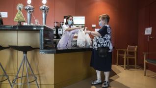 Diferentes servicios en el centro de día y hogar de mayores San José.