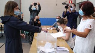 Elecciones autonómicas del 12J en el País Vasco.