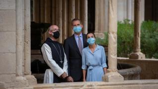 Los Reyes visitan Cataluña sin representación de la Generalitat