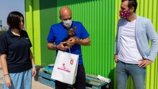 Zaragoza se suma a la iniciativa #cuidayadopta para fomentar la adopción de mascotas