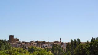 Queso, ternera y el Camino de Santiago en Biota.