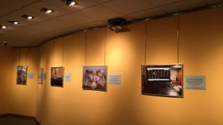 Exposición 'Fotovoz' en el Centro Cívico Esquinas del Psiquiátrico de Delicias
