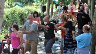 Turistas en Jaca y Canfranc