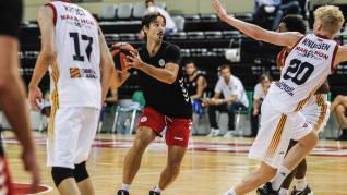 El Casademont gana en su primer amistoso de la pretemporada contra el Gipuzkoa Basket.