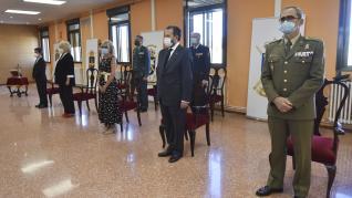 El general Melero asume la jefatura de la  División Castillejos, con sede en Huesca.