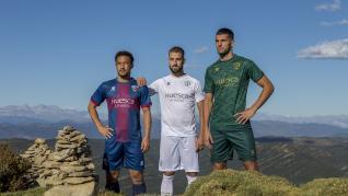 equipaciones SD Huesca