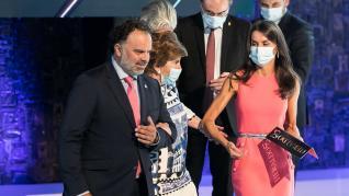 Los Reyes presiden los actos del 125º aniversario de HERALDO