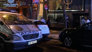 Bar clandestino que organizaba fiestas covid en la calle Pedro María Ric de Zaragoza