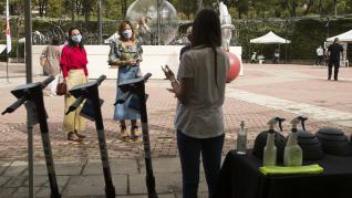 Yincaya para descubrir la movilidad en Zaragoza
