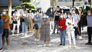 Oposiciones de Salud en Zaragoza pospuestas por la pandemia.