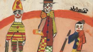 La exposición que se puede ver en la Diputación muestra 700 piezas del coleccionista Javier Santos.