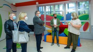 El distrito Delicias en Zaragoza estrena nueva ludoteca municipal en el edificio Óvalo