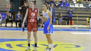Foto del partido Cadí La Seu-Casademont Zaragoza, de la Liga Femenina Endesa