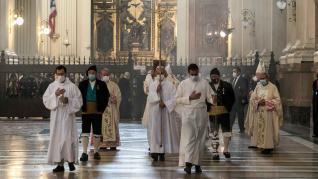 Misa en el Día del Pilar