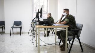 Rastreadores militares Aragón