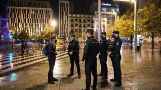 Comienza el toque de queda en Aragón