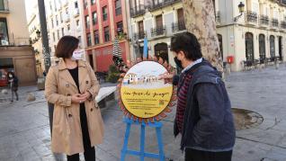 Paseo con juegos en Zaragoza