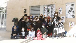 Halloween en los colegios