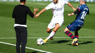 Partido Real Madrid-SD Huesca.