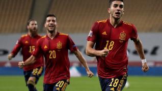 Histórico 6-0 de España a Alemania.