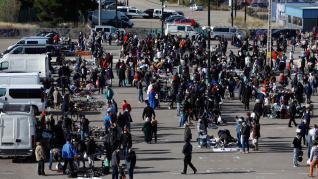 El rastro de Zaragoza, este domingo 29 de noviembre