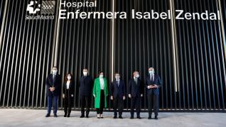 Madrid inaugura su nuevo hospital para luchar contra el coronavirus