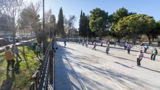 Actividades para mayores en el Parque de La Granja